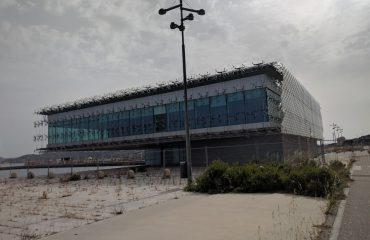 Ex arsenale de La Maddalena - Foto RAS