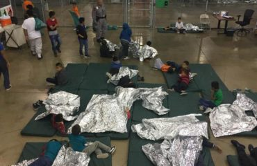 bambini in gabbia usa mexico