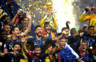 Francia campione del mondo
