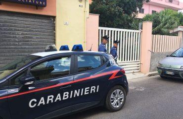 aggressioni e minacce a capoterra verso chi parcheggiava davanti a casa