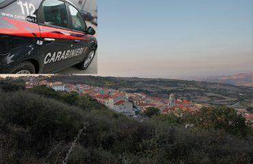 Villanova Monteleone cadavere ritrovato
