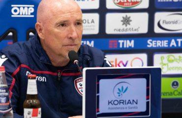 Maran conferenza stampa prima di Cagliari Udinese