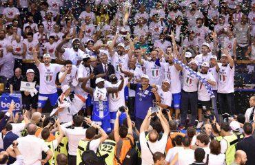 La Dinamo Sassari conquista lo Scudetto