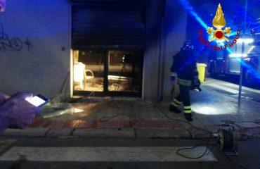 incendio macelleria