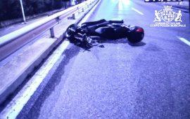 Incidente sull'asse mediano: motociclista di Quartucciu in gravi condizioni al Brotzu