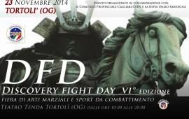 In Tortolì. Discovery Fight Day VI: sa fiera de artis martzialis