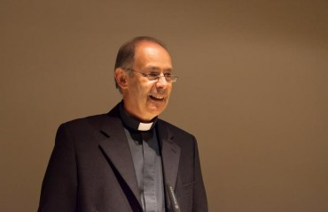Il vescovo Antonello-Mura